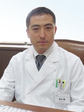 奈良心療クリニック院長 奈良 康の写真